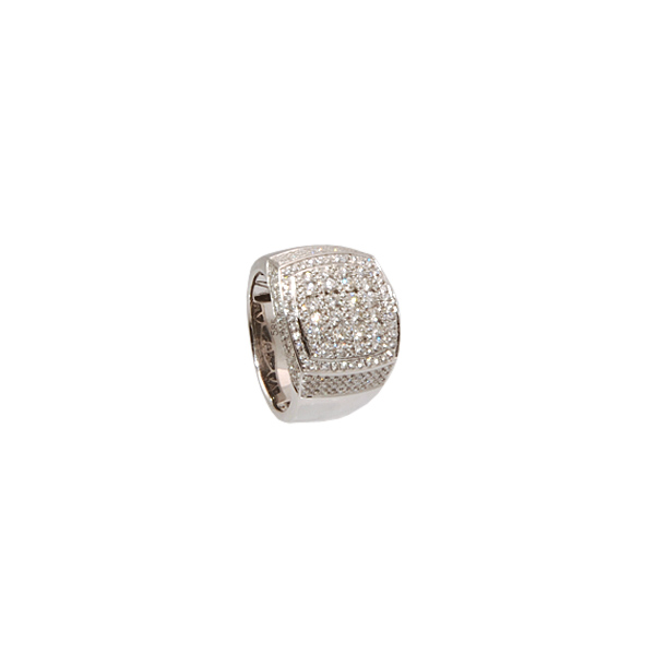 14k w/g Diamond weight 2.93ct
